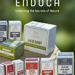 Endoca CBD Strong Capsules