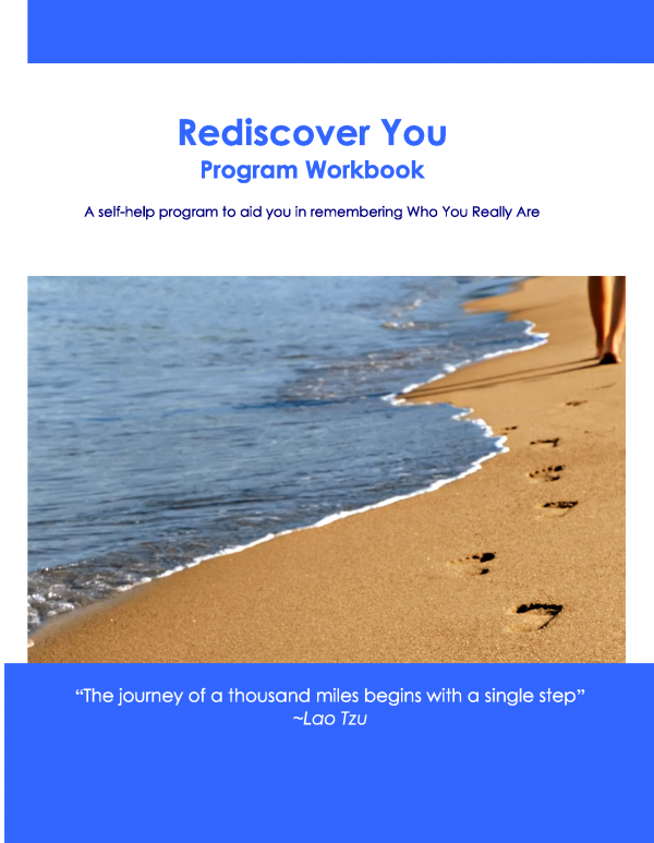 Rediscover You Workbook