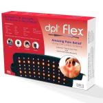 dpi near-infrared & red-light flex pad